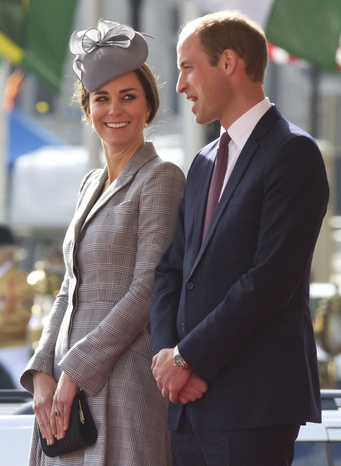 Kate Middleton And Prince William Have A Hot Double-Date Lined Up In NYC