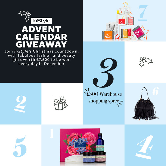 The Advent Calendar Giveaway You Don't Want To Miss Out On