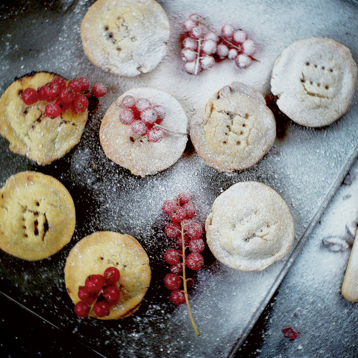 Healthy Mince Pie Recipe