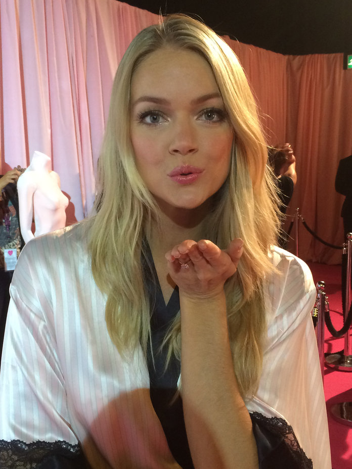 5 Things We Learnt From Going Backstage At The Victoria's Secret Show
