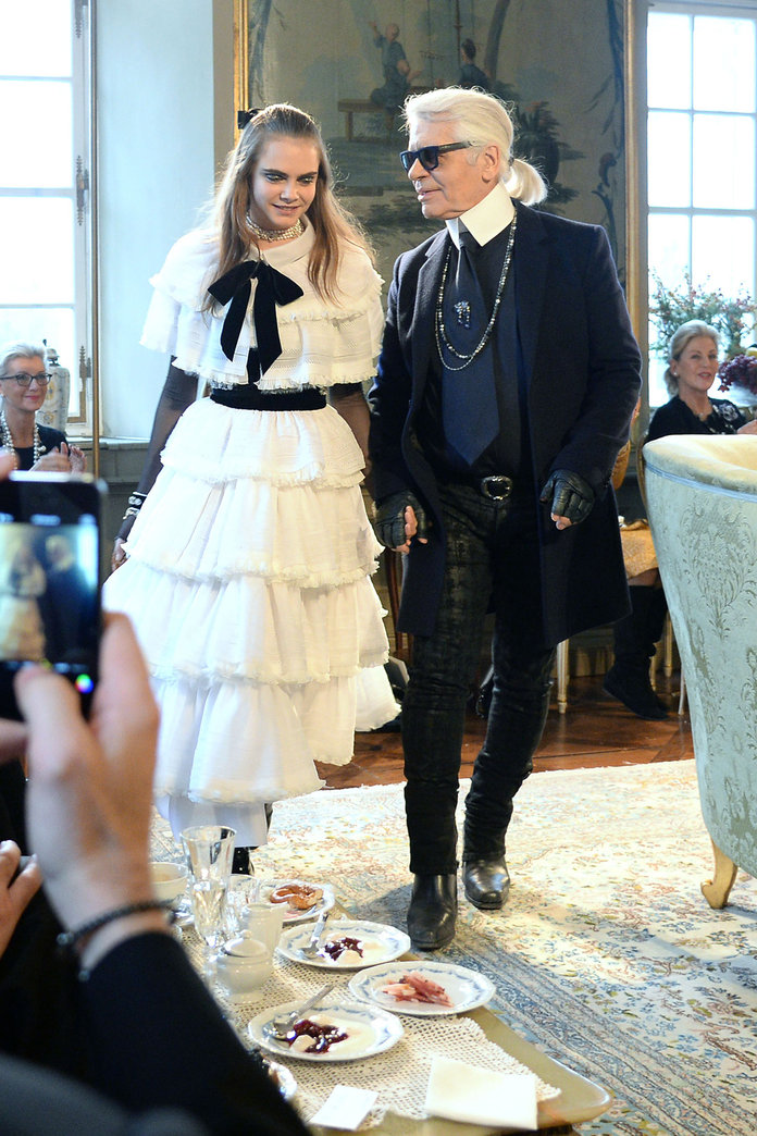 VIDEO: See How Chanel's Amazing Salzburg Collection Was Made