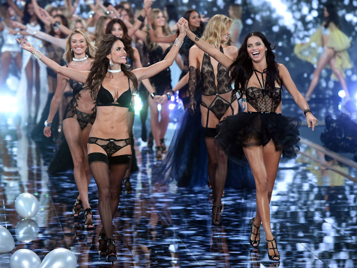 11 Reasons The Victoria's Secret Show Was Totally Brilliant
