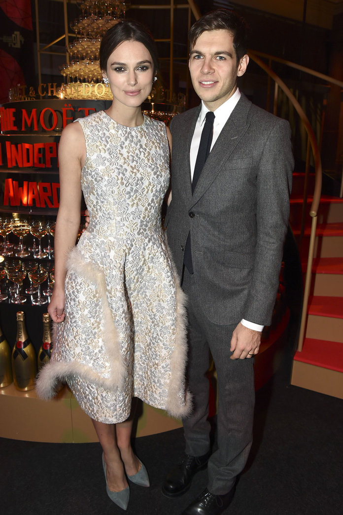 Keira Knightley Confirms She's Pregnant With Her First Child