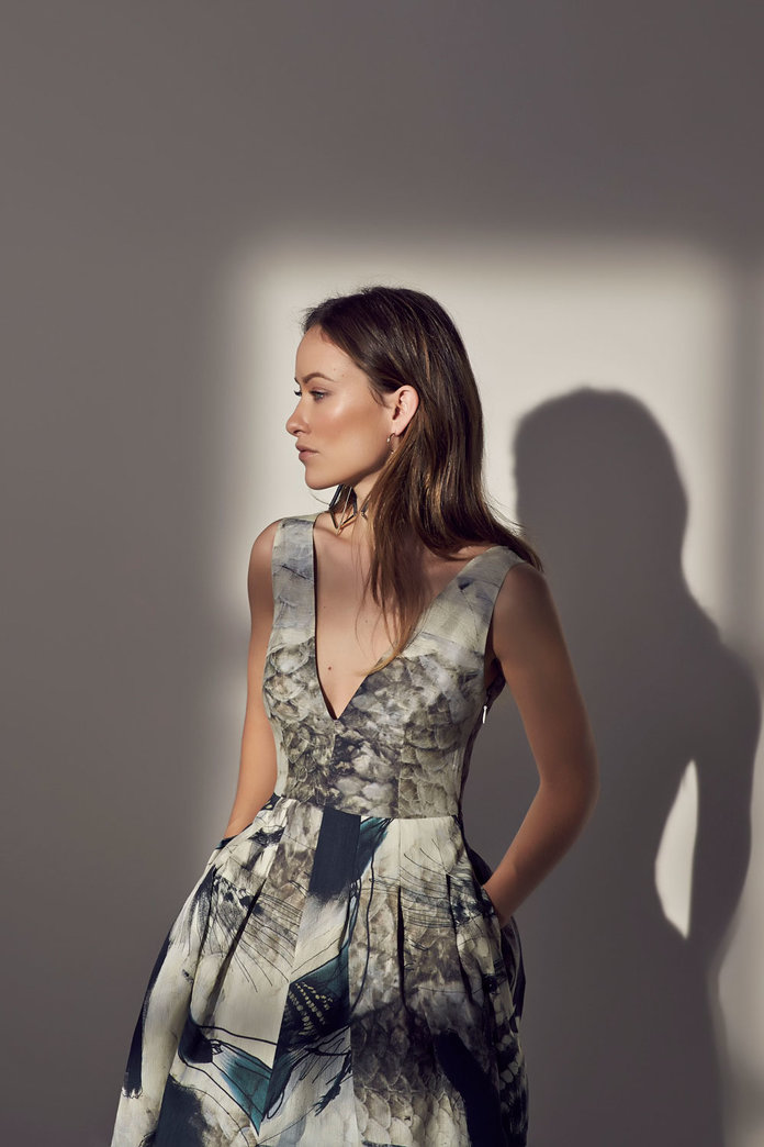 Olivia Wilde Is Named As The Face Of H&M's Conscious Exclusive Range