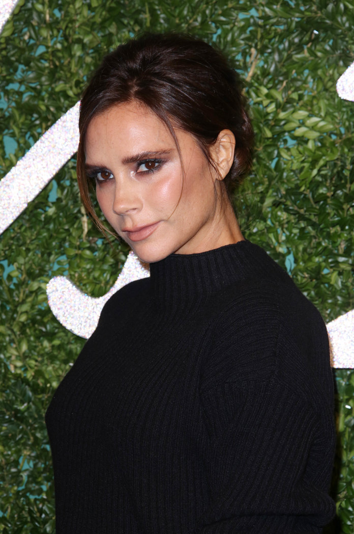 Victoria Beckham's Joined Forces With Nails Inc And It's Super Chic
