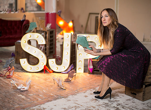 Sarah Jessica Parker's New Shoe Collection Is An Absolute Swoon-Fest