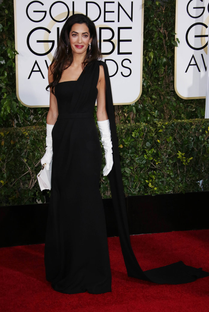 Amal Clooney's Golden Globes Look Cost How Much?