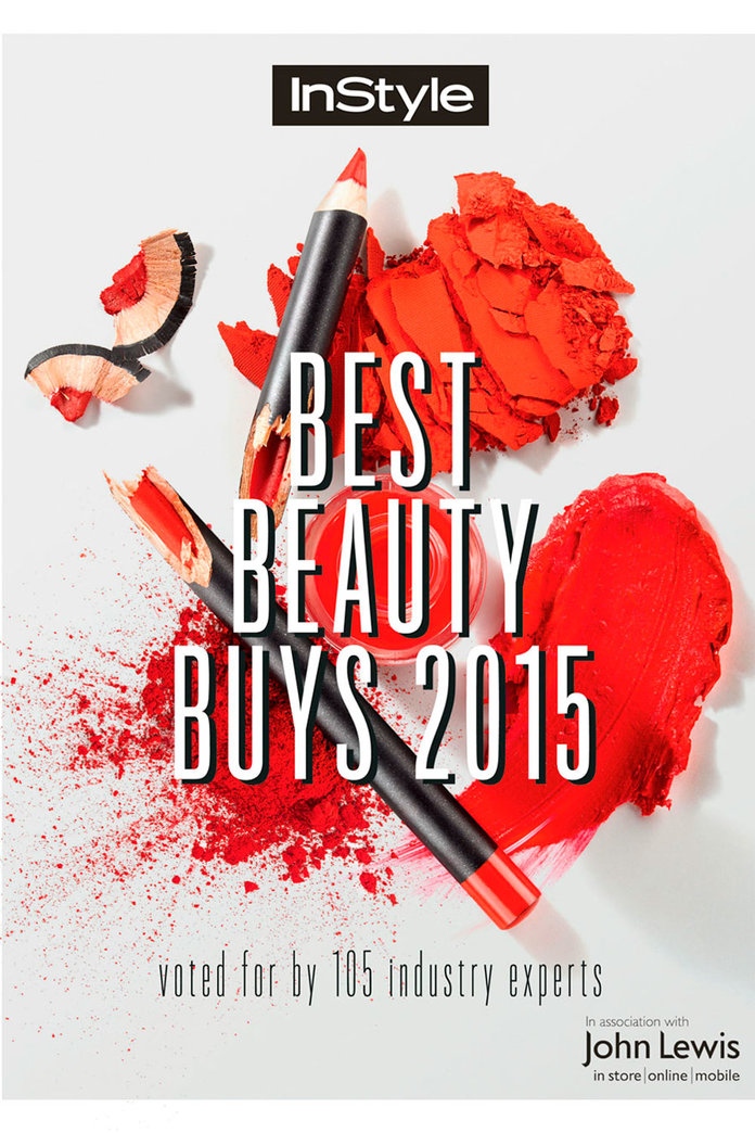 InStyle's Best Beauty Buys 2015: A Note From The Editor...