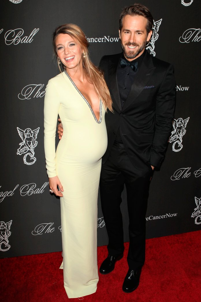 Blake Lively And Ryan Reynolds Have Welcomed Their First Child... EEK!