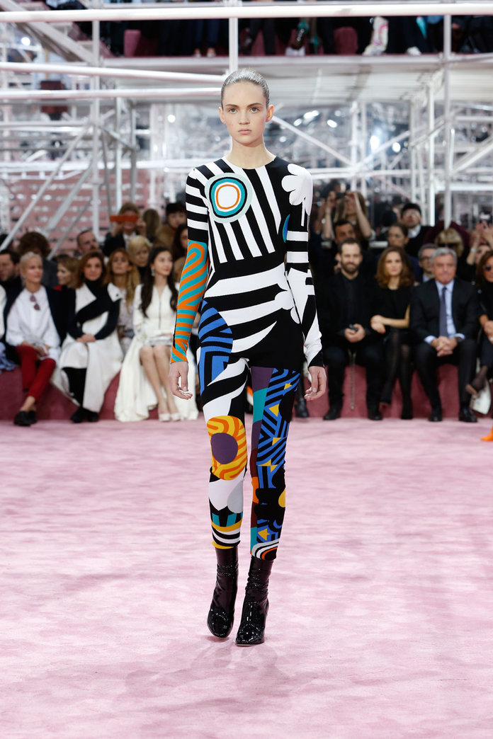 Dior Breaks Couture Tradition And Shows Onesies In Its Collection