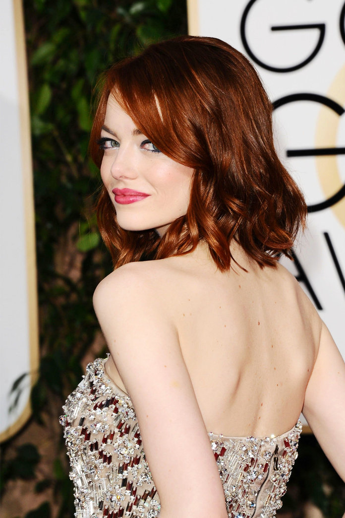 Our 10 Award-Winning Dresses From The 2015 Golden Globes Red Carpet
