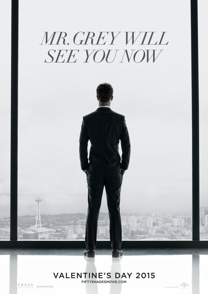 The 50 Shades Of Grey Soundtrack Is Here