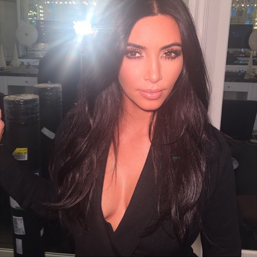 Turns Out Kim Kardashian Isn't The Queen Of Instagram We Thought She Was