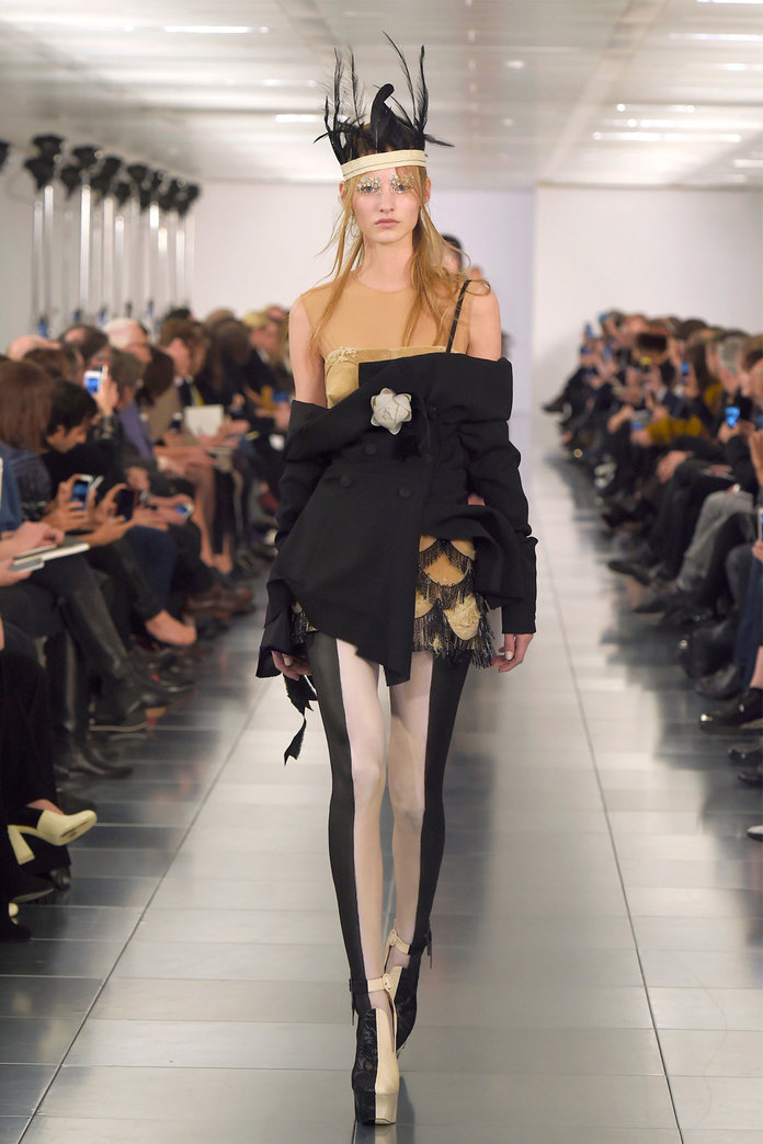 5 Things To Know About John Galliano's First Collection For Maison Martin Margiela