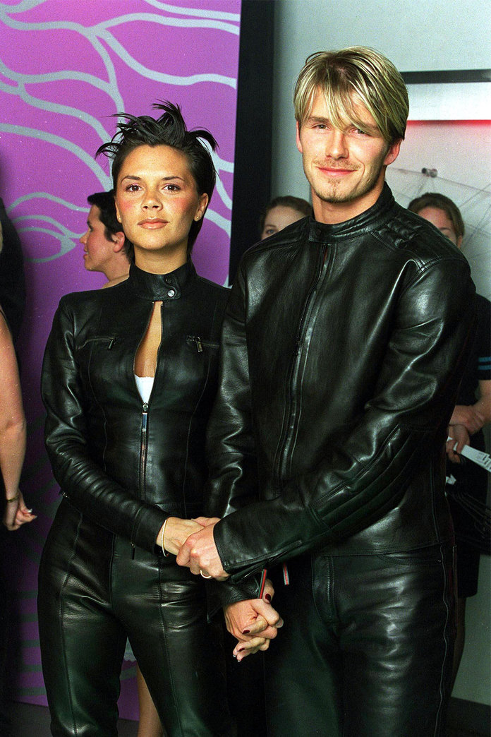 Prada Shows Us Why It's Cool To Dress Like Posh And Becks Circa 1999 Again (Sort Of)