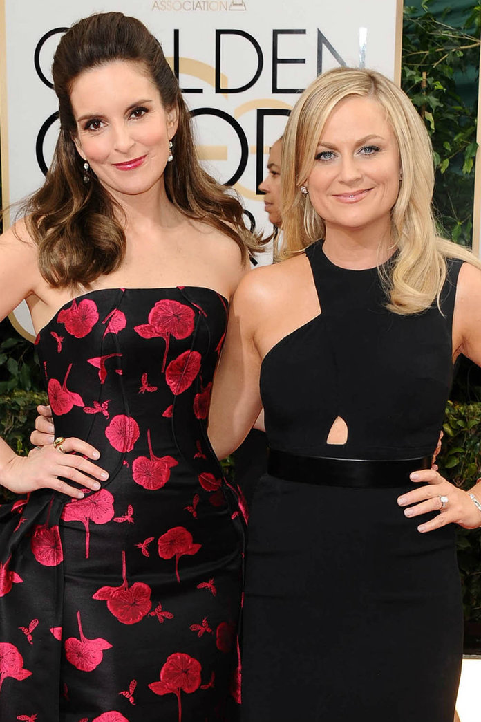 11 Of Tina Fey And Amy Poehler's Funniest Golden Globes Jokes