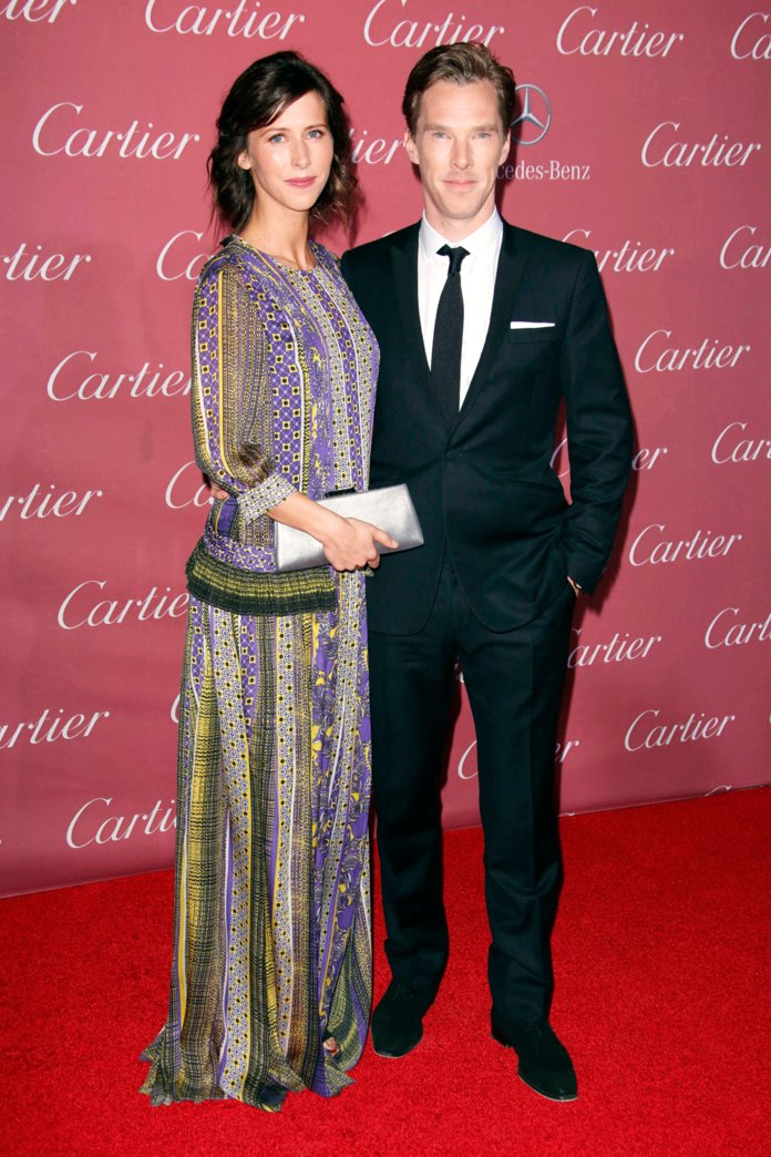 It's Official: Benedict Cumberbatch IS Going To Be A Dad...