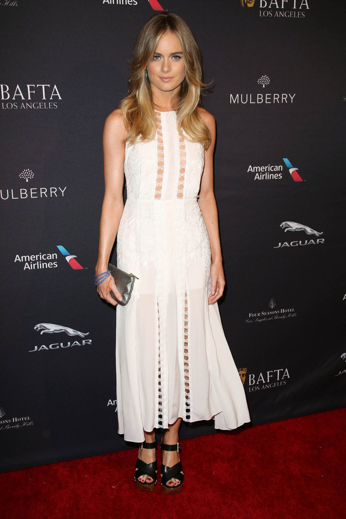 Cressida Bonas Takes On The Fashion Industry As Mulberry's New Star