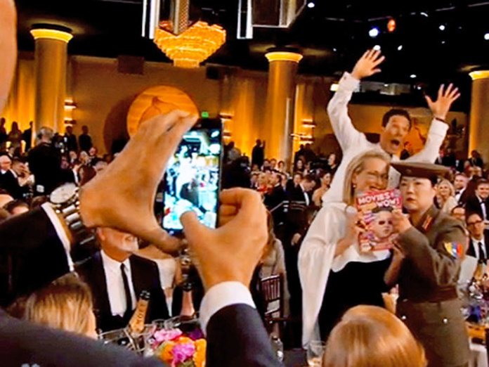 8 Of Our Favourite Moments From The Golden Globes 2015