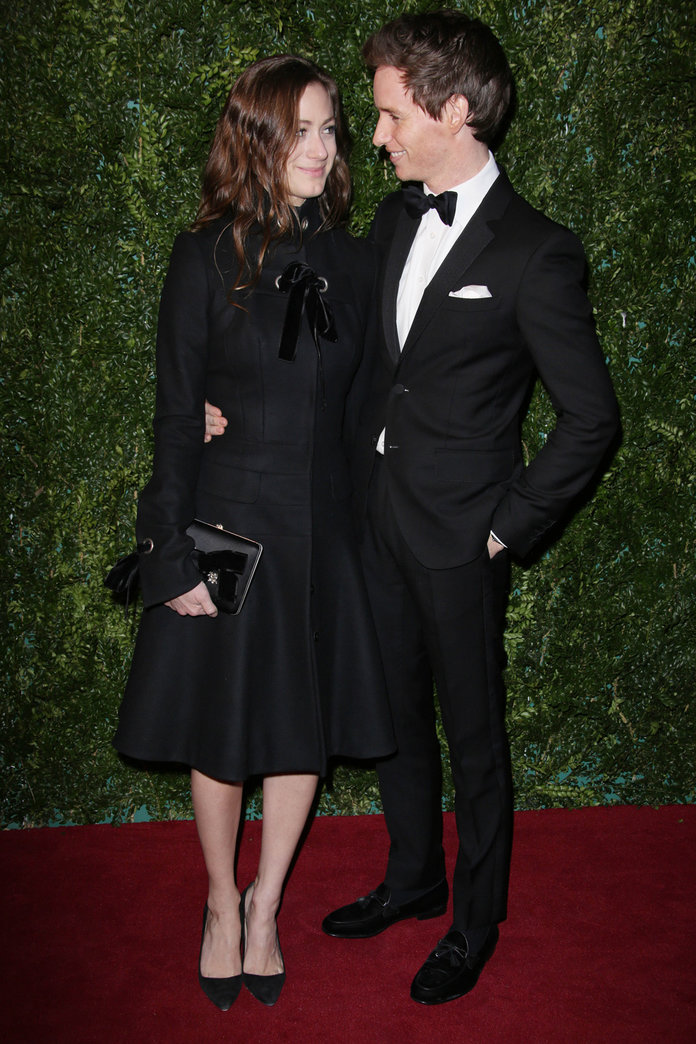 Eddie Redmayne Reveals His Wedding Day Hiccup