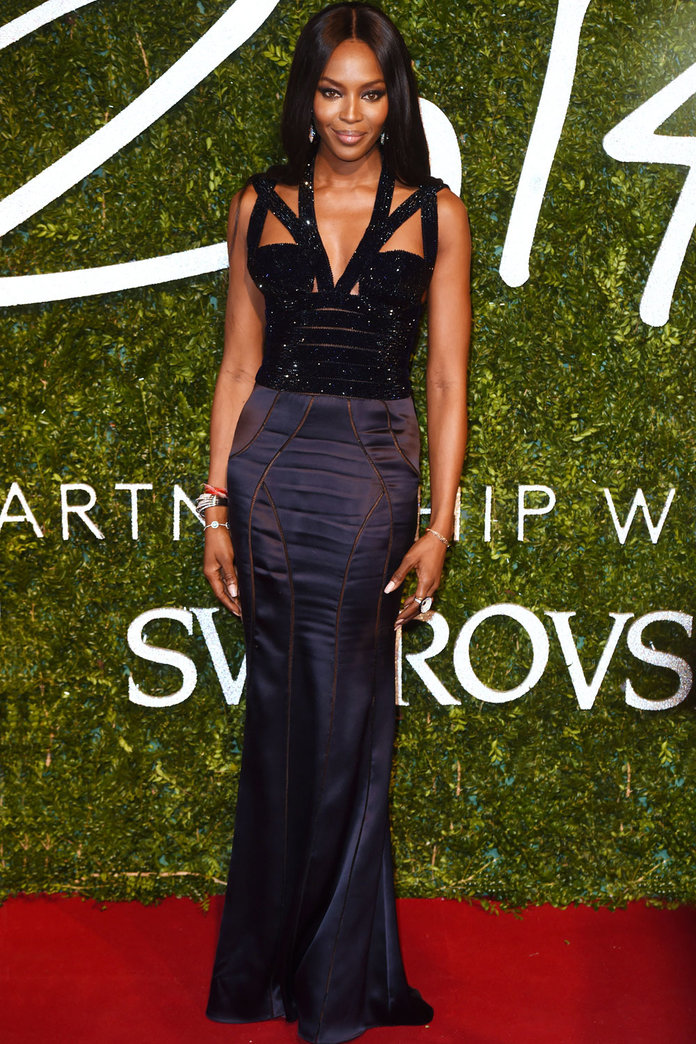 Naomi Campbell Is Launching London Fashion Week – And You Can Be On The FROW