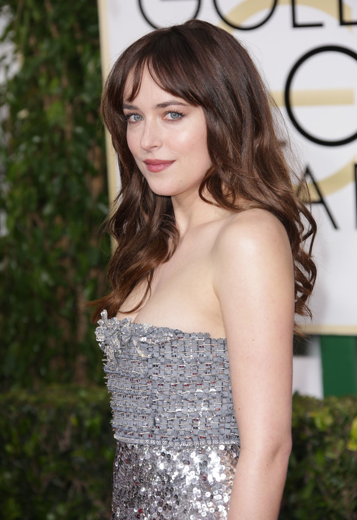 Dakota Johnson Strips Off And Gets Tied Up For Fifty Shades Of Grey Music Video
