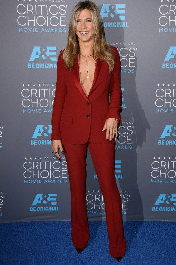 Jennifer Aniston Has Hired A New Stylist And It Is SO Paying Off...