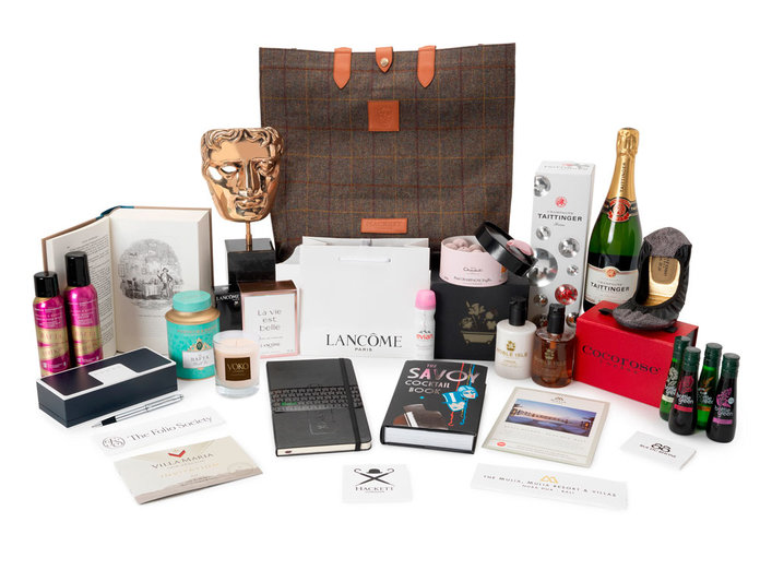 How Would You Like To Win The Official BAFTA Nominee Gift Bag?