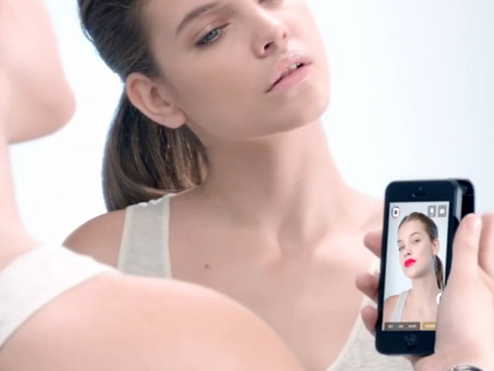 The Beauty App That Will Change The Way You Buy Make-Up
