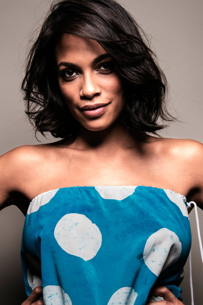 Rosario Dawson's New Yoox Collection Is Here...