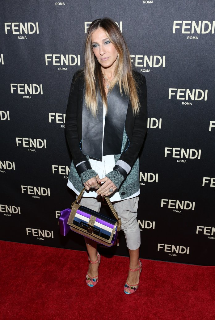 We're Seriously Crushing On Sarah Jessica Parker And ...