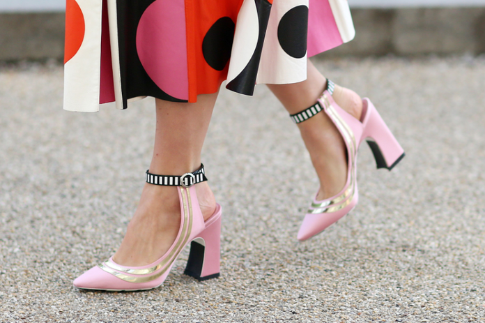 The Coolest Shoes We Saw At London Fashion Week...