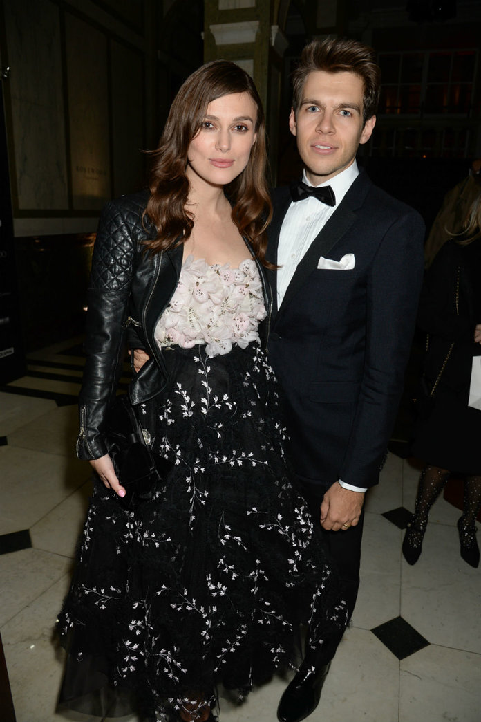 Our Night Out With Keira Knightley At The Weinstein And Jimmy Choo BAFTA Party