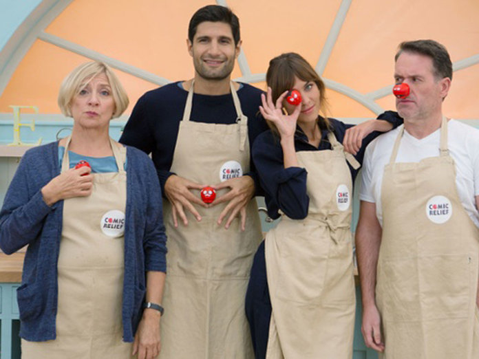 Alexa Chung On The Great British Bake Off? Someone Hit The Record Button