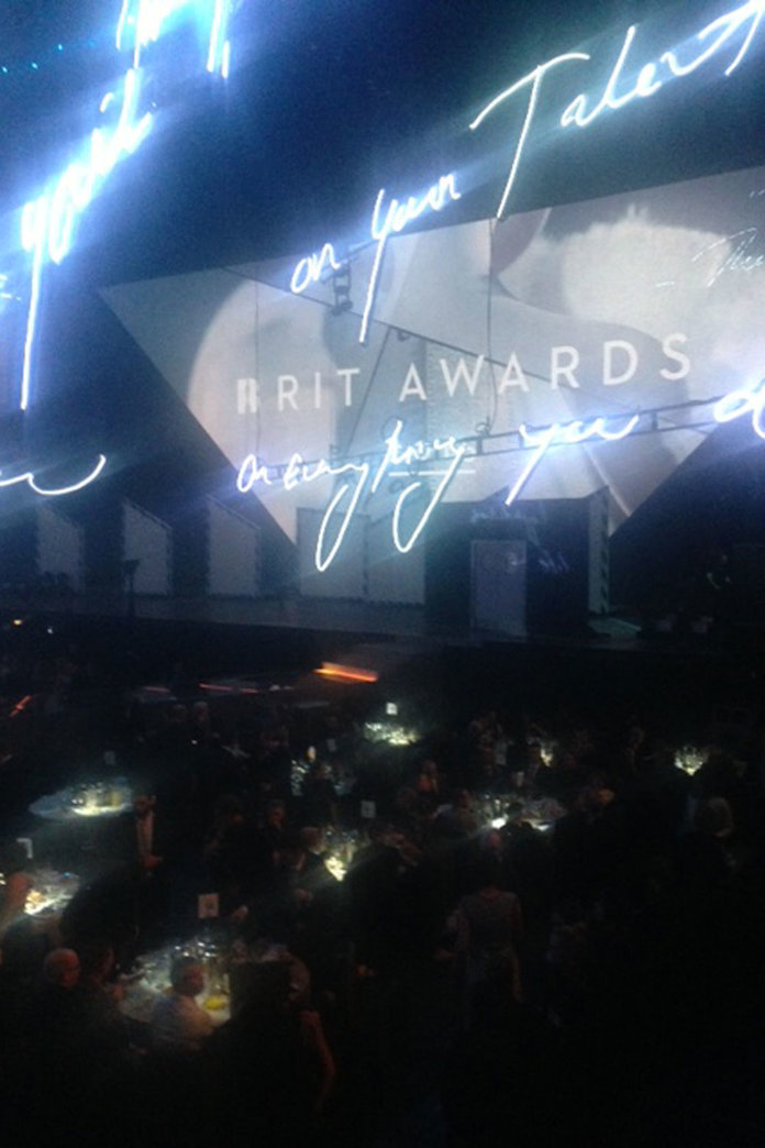 Here's What We REALLY Saw When We Went To The BRITs 2015