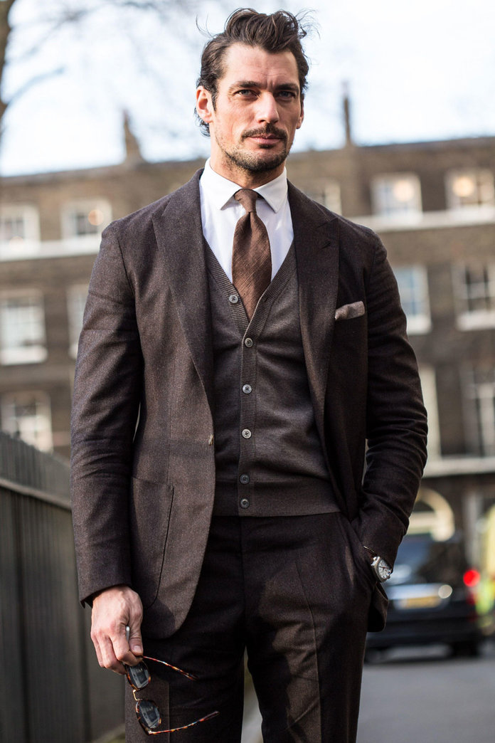 Why David Gandy Turned Down Jamie Dornan's Role In Fifty Shades