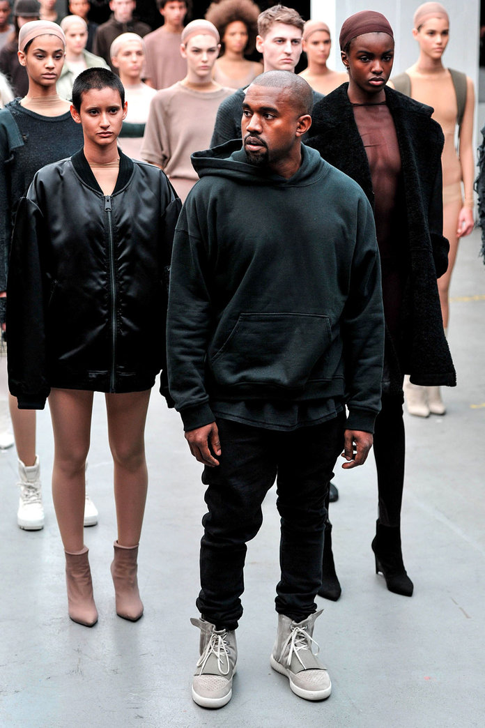 6 Reasons Kanye West's Adidas Show Is All Anyone Can Talk About