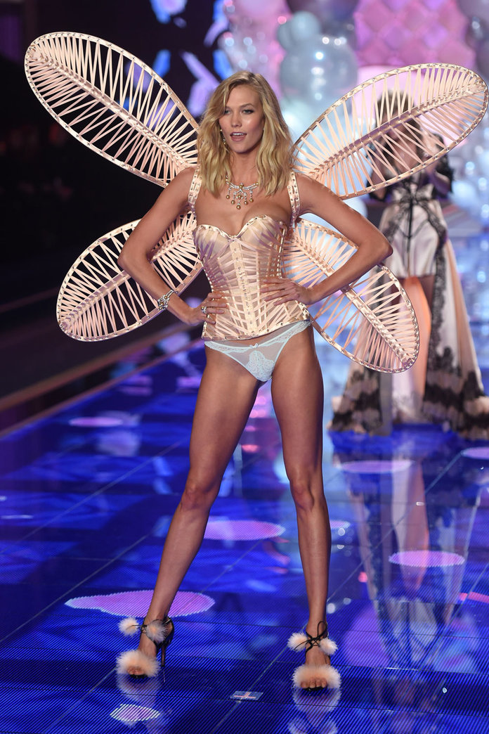 Karlie Kloss Is Hanging Up Her Victoria's Secret Wings – And This Is Why