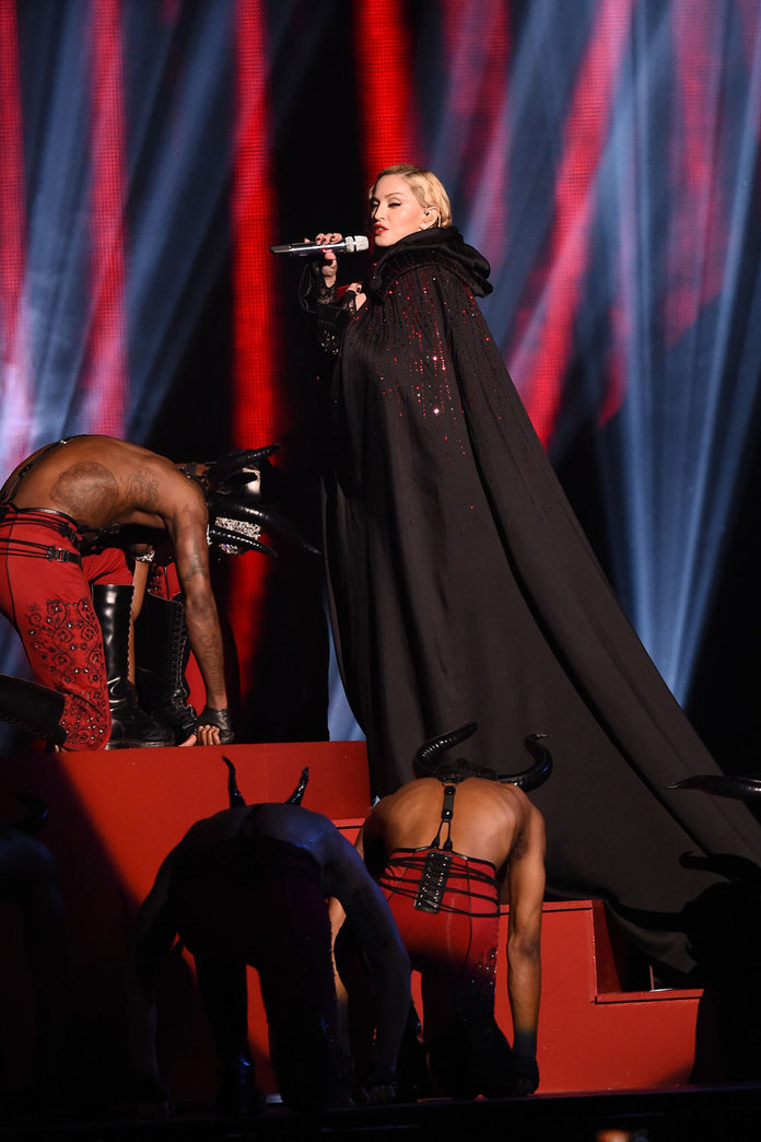 Madonna's Cape Now Has Its Own Twitter Account