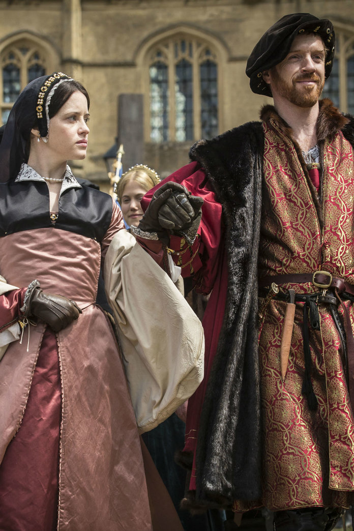5 Reasons Claire Foy's Wardrobe In Wolf Hall Is BANG On Trend