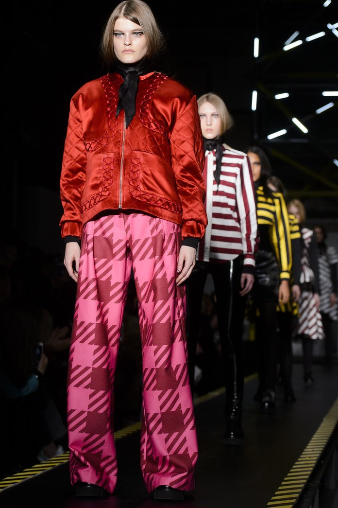 Why The House Of Holland Aw15 Show Was One Of The Funnest