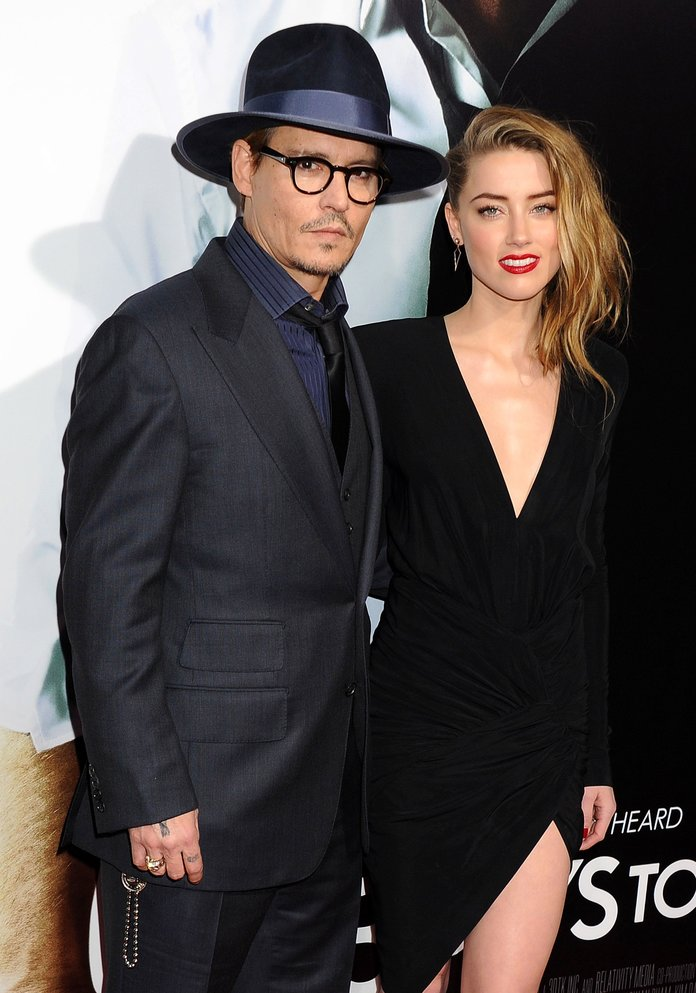 Johnny Depp And Amber Heard's Wedding Was ALWAYS Going To Be Achingly Cool...