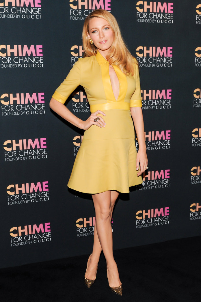Blake Lively Is The Latest Celebrity To Bag A Hot Denim Collab...
