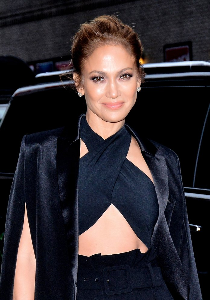 Only Jennifer Lopez Could Wear THESE Shoes Like It's No Big Deal...
