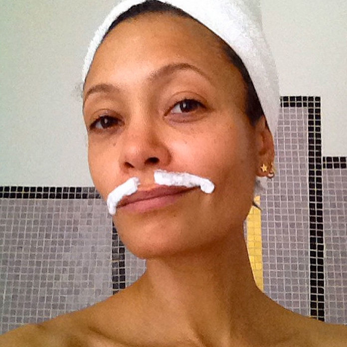 Thandie Newton Reveals The Not So Glamourous Part Of Getting Ready For A Premiere