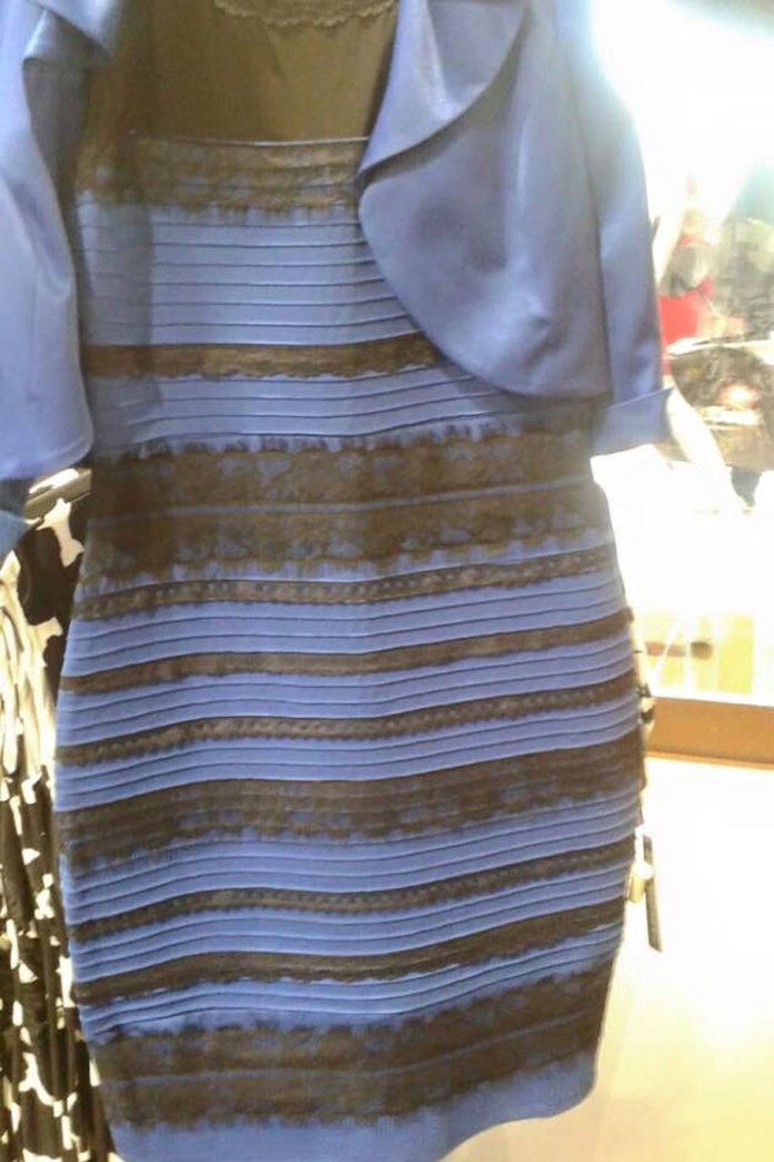 The Internet Is Freaking Out Over The Colour Of This Dress