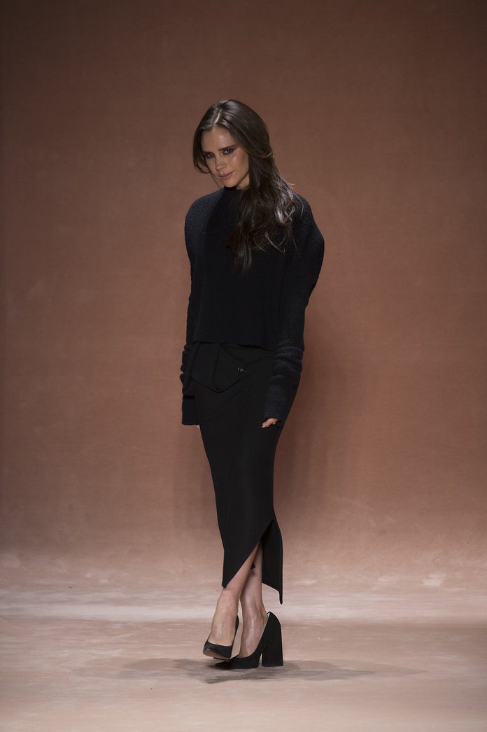 Victoria Beckham On Being Scared Of Flat Shoes And Her Penchant For Tight Dresses