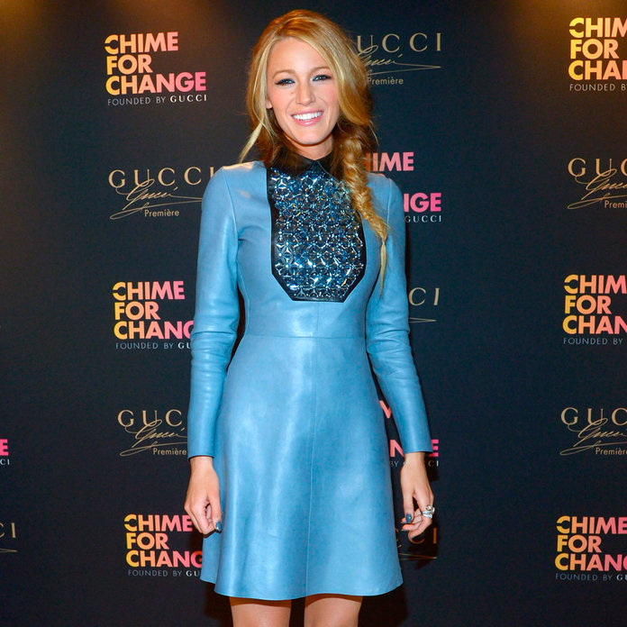 Blake Lively Needs *You* To Help Her Solve This Age-Old Fashion Dilemma