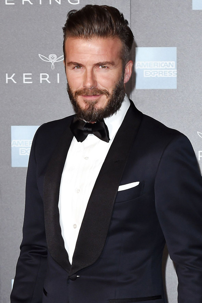 David Beckham Talks Tattoos, Fragrance And Sharing Clothes With Brooklyn