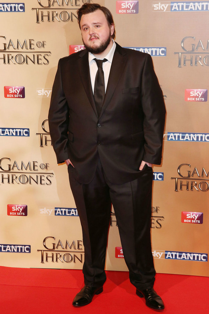Game Of Thrones Star John Bradley Shares His Season 5 Premiere Diary With Us
